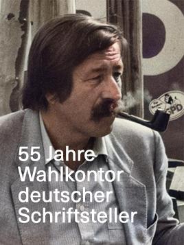 55 Jahre Wahlkontor deutscher Schriftsteller