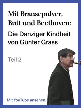 """Teil 2 der Lesung aus """"Mit Brausepulver, Butt und Beethoven"""""""